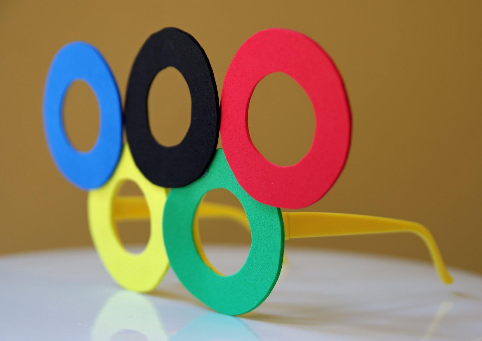 Pinterest Olympic Crafts