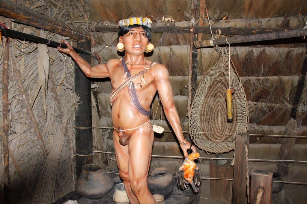 naked jungle women