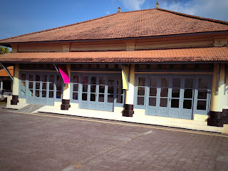 Old Building of the Market Museum at Former Buleleng Harbour at Singaraja North Bali Indonesia
