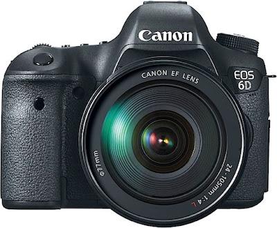 Harga terbaru Canon EOS 6D
