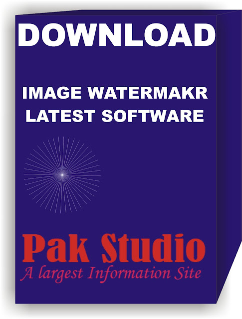 Image Watermark Latest Software Free Download