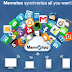 Memotoo synchronise your emails, social networks contacts, calendar and everything