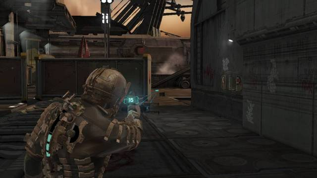Dead Space 1 Games Screenshots