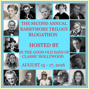 Barrymore Blogathon ahead!