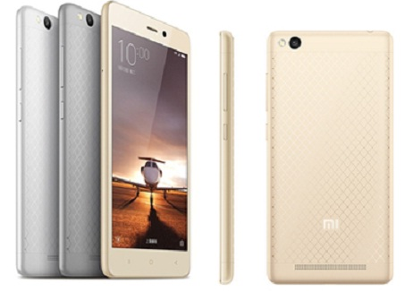 HP Android Xiaomi Redmi 3S