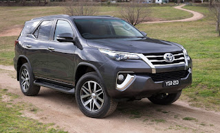 Nouvelle ''2018 Toyota Fortuner '', Photos, Prix, Date De Sortie, Revue, Nouvelles