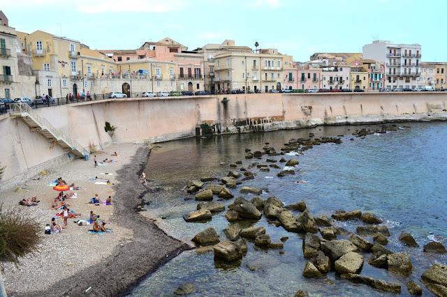 playas ortigia siracusa sicilia