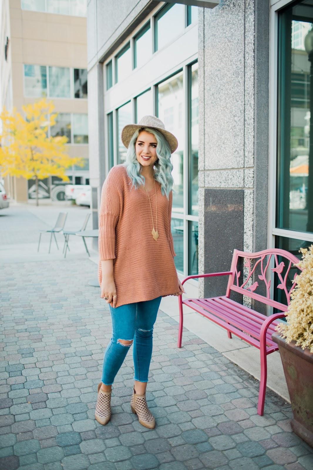 Winter Outfit, Fashion Blogger, SeneGence