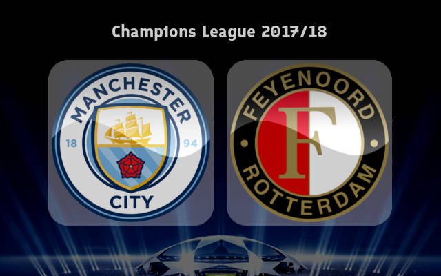 Manchester City vs Feyenoord Full Match & Highlights 21 November 2017