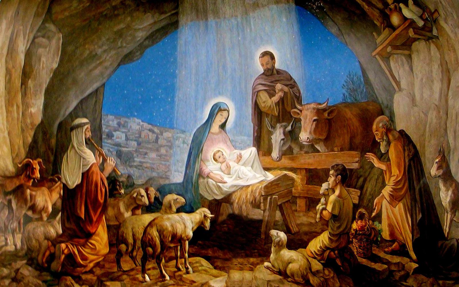 Resultado de imagen para nacimiento de jesus