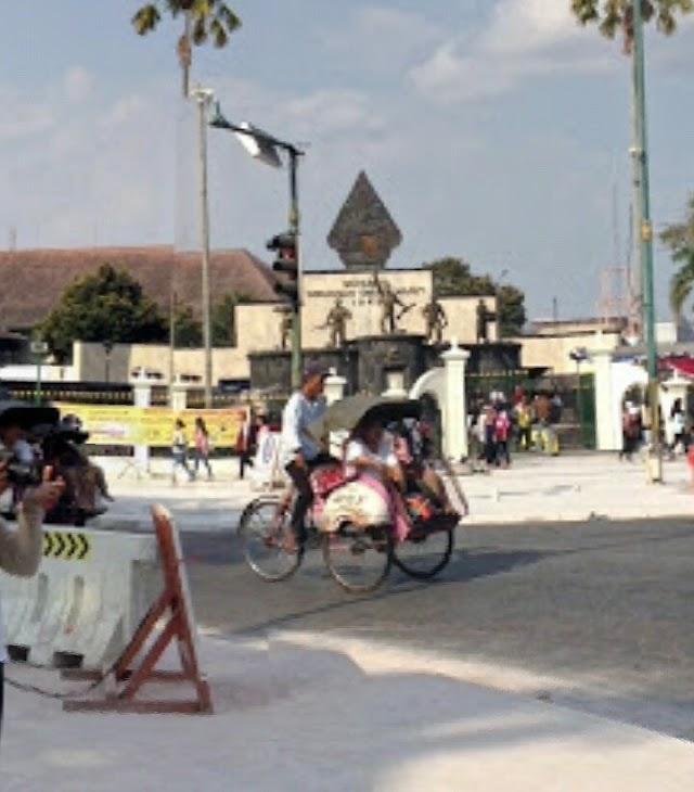 Sejarah dan Asal Usul Adanya Km 0 di Yogyakarta