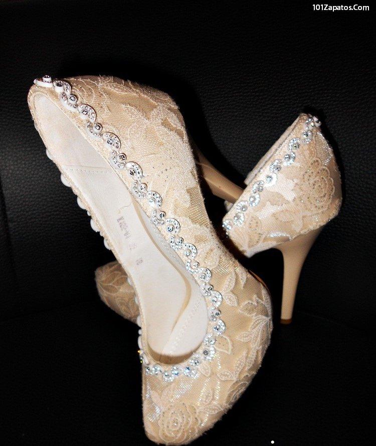 zapatos de novia: ▷ más de 55 ideas de calzado para boda ideales