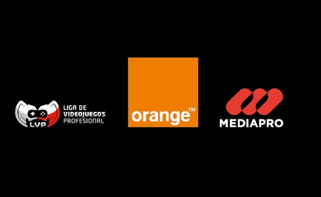 Orange patrocinará la LVP a partir de ahora