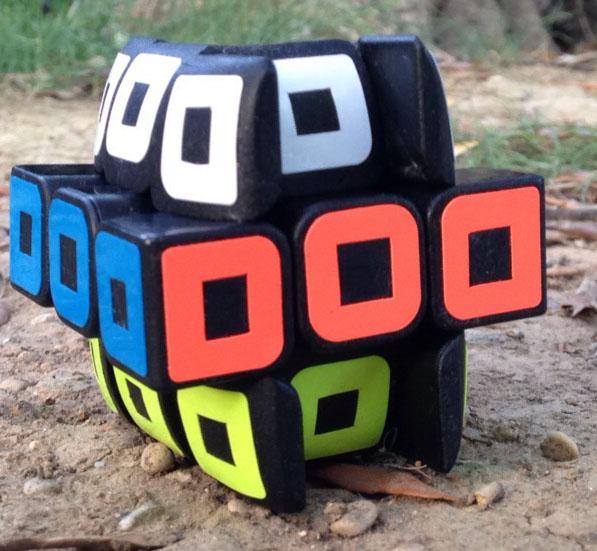 3x3x3 Floppy Flip Peaele Los mundos de rubik