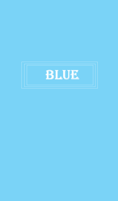 Blue theme v.1
