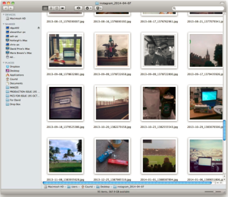How to Download Images From Instagram On Pc - Jason-Queally