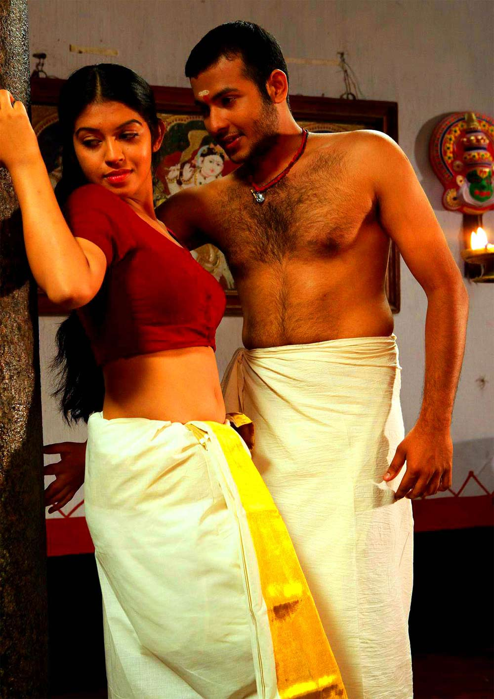 Cute Couples Wallpapers For Facebook Malayalam Movie Rasaleela Stills Gallery Beautiful Indian