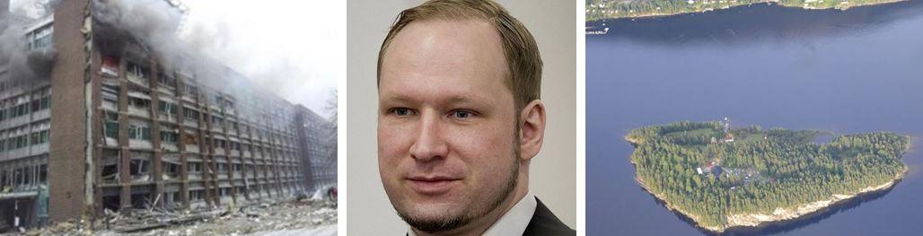 O Atentado Terrorista De 22 De Julho De 2011 Na Noruega Levado A Cabo Por Anders Breivik Foi Tirado A Papel Quimico De Um Exercicio Antiterrorista Que A