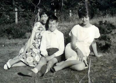 Ethel Barnett, Margaret Rose and Richard Rose