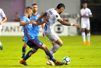 Mesmo no Santos, Gabigol refor�a desejo de jogar no Flamengo