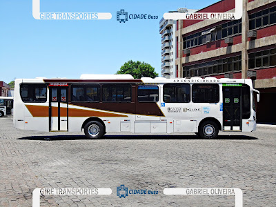 Foto Zona Norte novos Ônibus