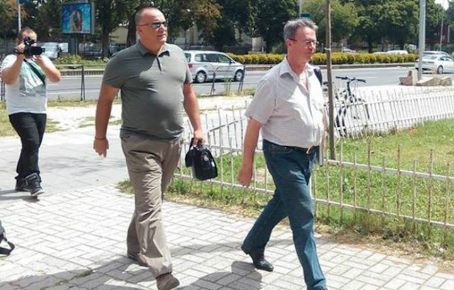 Greece approves Macedonia's request for the extradition of two former agents