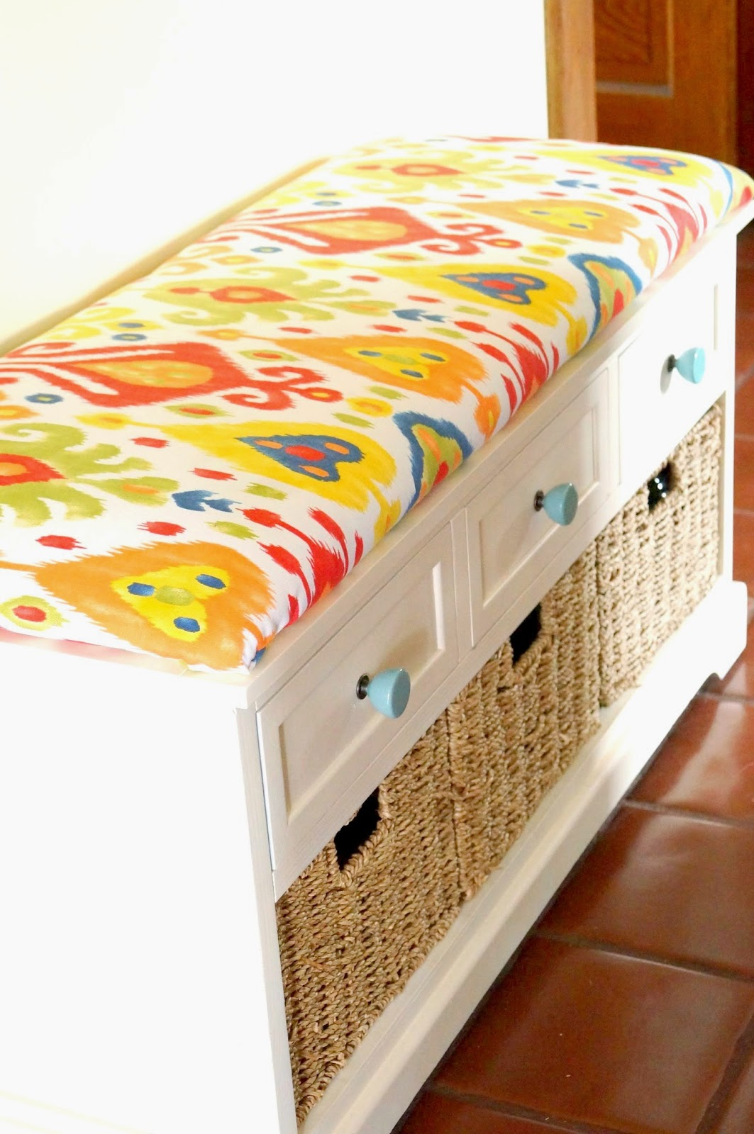 Diy Chair Cushion No Sew Baby Shower Rental In Brooklyn Old House To New Home