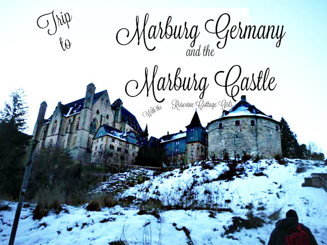Picture of Marburg Castle