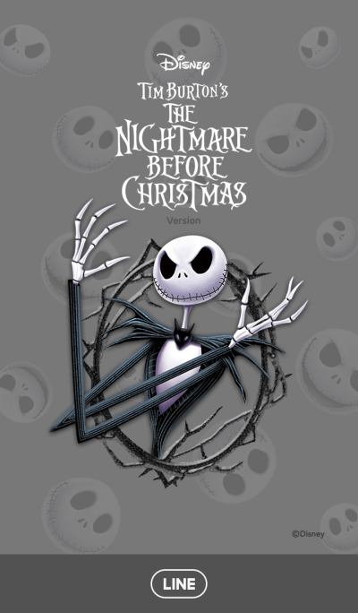 The Nightmare Before Christmas (Jack)