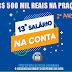 Prefeitura paga segunda parcela do 13.º salário dos servidores municipais de Nova Londrina