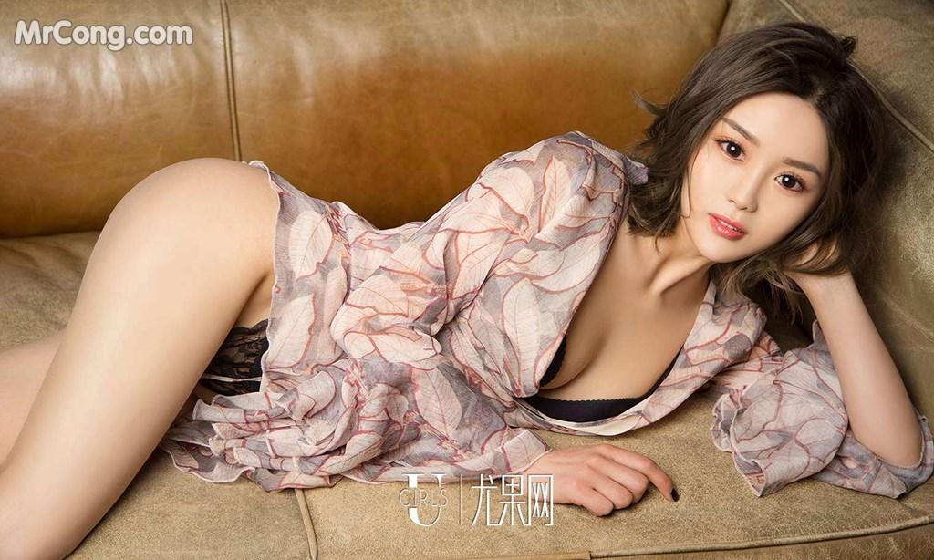 Image UGIRLS-Ai-You-Wu-App-No.1022-Yan-Yi-Xi-MrCong.com-036 in post UGIRLS – Ai You Wu App No.1022: Người mẫu Yan Yi Xi (颜亦汐) (40 ảnh)