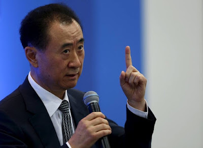 Wang Jianlin is still China's richest man