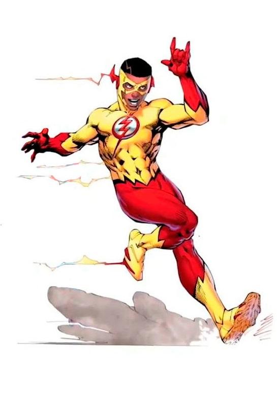 Black Kid Flash New 52 | www.imgkid.com - The Image Kid ...