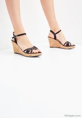 Sandalias con Cuña