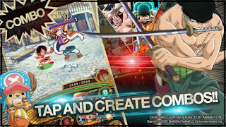 One Piece TreasureCruise Apk Mod 4.1.0 Hack Offline Download