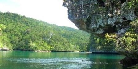 Teluk Triton Wisata Papua