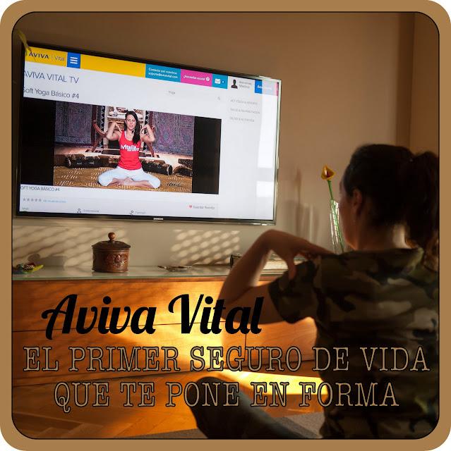 Aviva Vital, el primer seguro de vida que te pone en forma