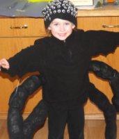 Charlotte's web costume
