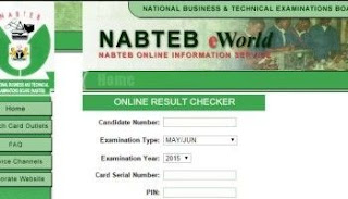 How to Check your Nabteb Result 2018/2019 Online