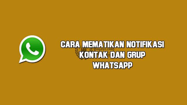 notifikasi whatsapp 2018