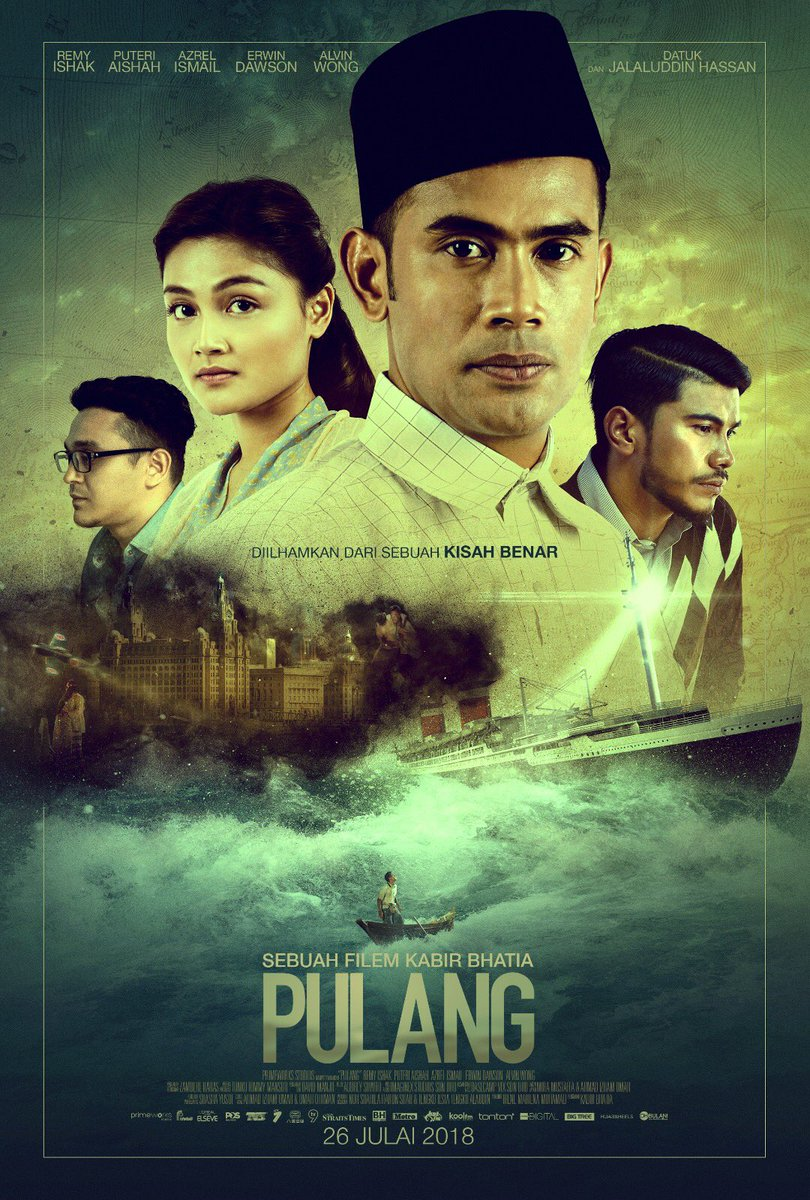 Pulang - Movie Review