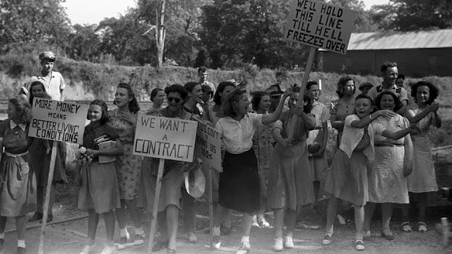 Metamora Herald unions labor day