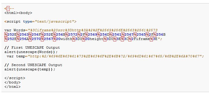 Malware at Stake: Code Hiding in Images - JavaScript Manual Armor (3)