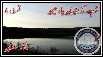 Free download Shab e arzoo teri chah mein Episode 04 novel by Naila Tariq pdf