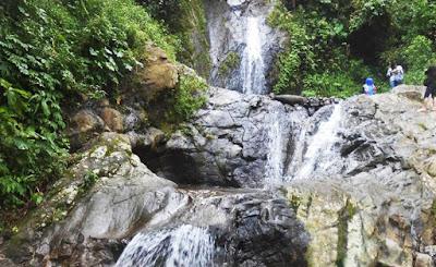 Air Terjun Kalibanteng, Rahtawu, Dawe