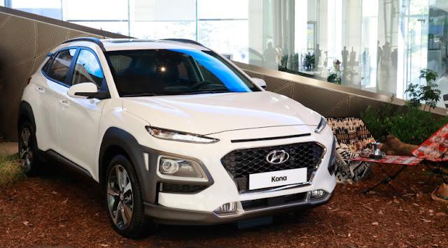 Hyundai запускает линейку новых кроссоверов