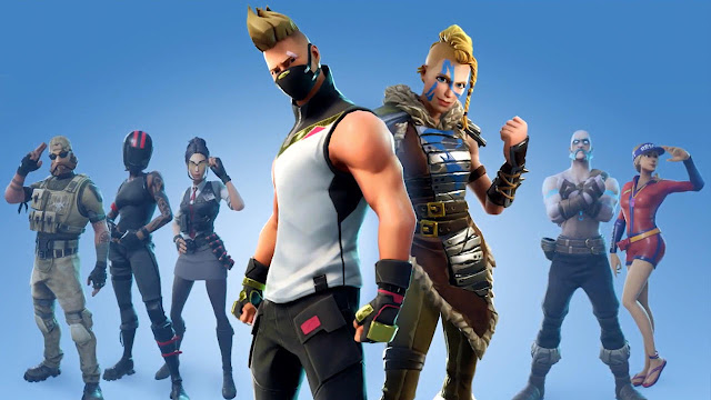 """Fortnite Battle Royale"" Hot game sinh tồn miễn phí 2018"