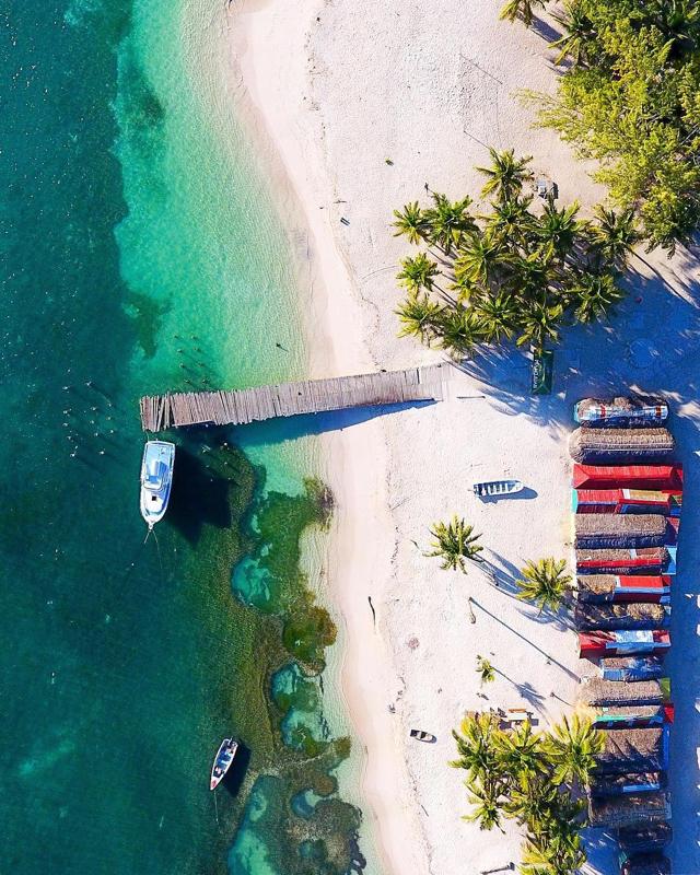 Isla Saona, República Dominicana.