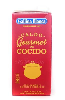 Gallina Blanca Caldo gourmet