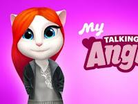 My Talking Angela Mod Apk v3.0.6.75 (Unlimited Money) Terbaru